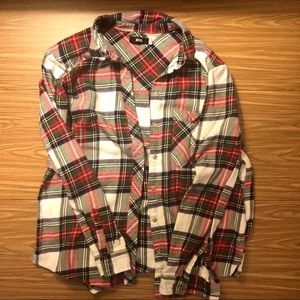 UO • Plaid Flannel